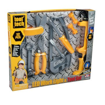 LED Worklight and Tool Set