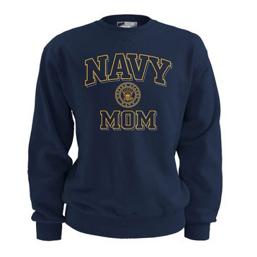 M.J. SOFFE NAVY MOM FLEECE-NAVY