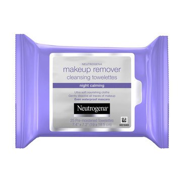 Neutrogena Night Calming Makeup Removing Cleanser Towelettes