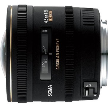 Sigma 476927EOS 15mm F2.8 Fisheye Lens For Canon