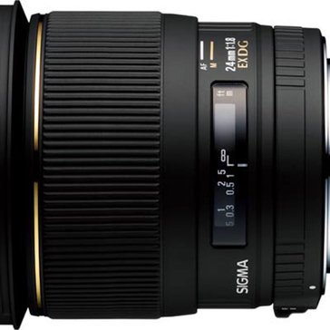 Sigma 432944NA 24mm F1.8 Macro Lens For Nikon