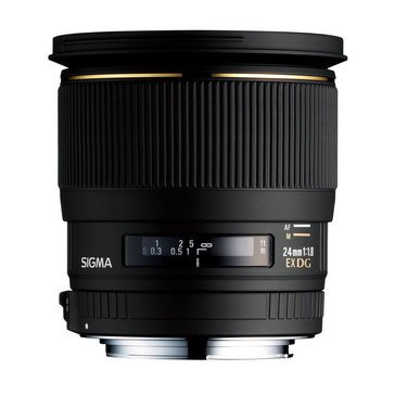Sigma 432934SO 24mm F1.8 Macro Lens For Sony