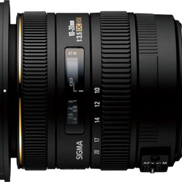 Sigma 202955NA 10-20mm F3.5 Lens For Nikon