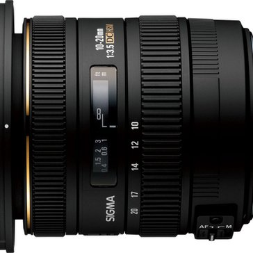 Sigma 202962SO 10-20mm F3.5 Lens For Sony