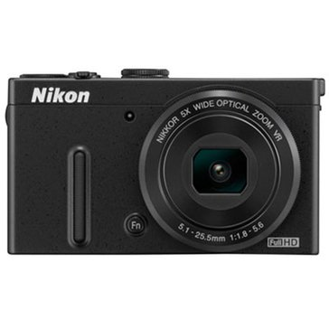 Nikon Coolpix P330 12 MP Digital Camera