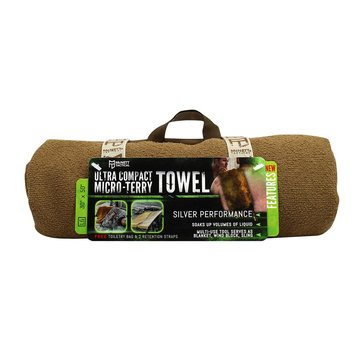 McNett Tactical Microterry Large Towel - Coyote