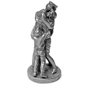 "SP USN HOMECOMING 4"" STATUE"