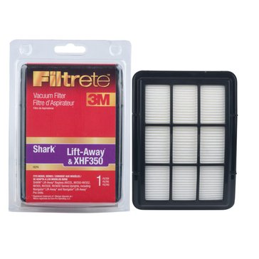 Shark Lift-Away Replacement HEPA Filters (XHF350)