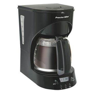 Proctor Silex 12-Cup Coffee Maker (43574)