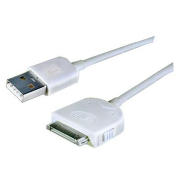 Arista 3' USB-A To 30 Pin Apple Charge/Sync Cable