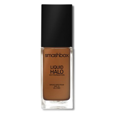 Smashbox Liquid Halo HD Foundation SPF15 - Natural Deep Cocoa 10