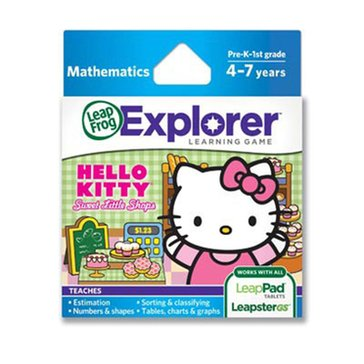 LeapFrog Explorer Learning Game: Sanrio Hello Kitty Sweet Little Shops