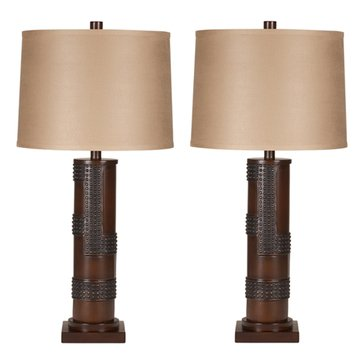 Signature Design by Ashley 2-Pack Oriel Poly Table Lamps (L311154)