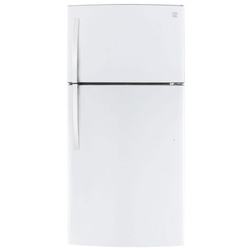 Kenmore 23.8-Cu.Ft. Top-Freezer Refrigerator, White (46-68032)