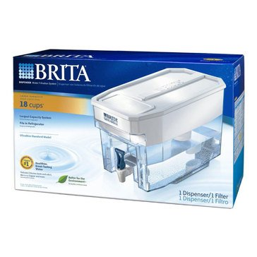 Brita 18-Cup UltraMax Water Dispenser and Filter (35034)