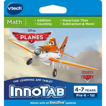 VTech InnoTab Learning Game Cartridge - Disney Planes