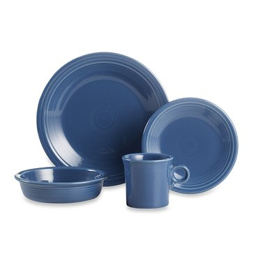 Fiestaware 4 Piece Set