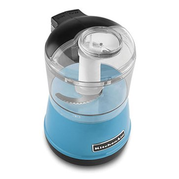 KitchenAid 3.5-Cup Food Chopper - Crystal Blue (KFC3511CL)