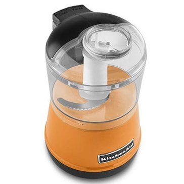 KitchenAid 3.5-Cup Food Chopper - Tangerine (KFC3511TG)