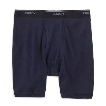 Jockey Stay Cool Plus Midway Briefs 3-Pack - Navy
