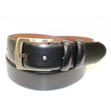 Izod DressStrap Double Keeper Belt (Black)