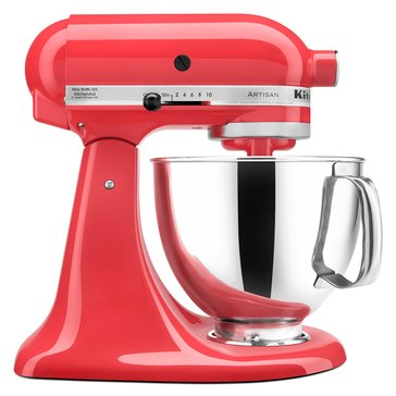 KitchenAid Artisan Series 5-Quart Tilt-Head Stand Mixer - Watermelon (KSM150PSWM)