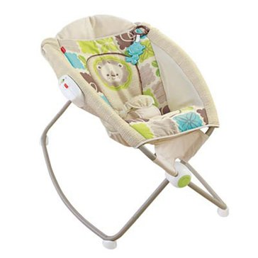 Fisher-Price Rainforest Friends Rock 'N Play Sleeper