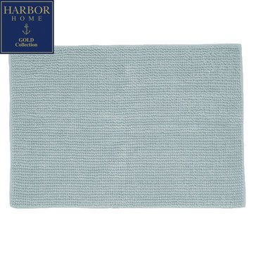 Harbor Home Gold Collection 20x32 Bath Rug, Marine