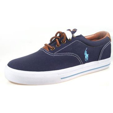 Polo Ralph Lauren Vaughn Men's Canvas Shoe Sneaker