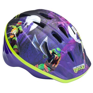 Pacific Cycle Teenage Mutant Ninja Turtles Child Hardshell Helmet