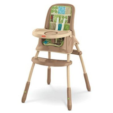 Fisher-Price Rainforest Friends Grow-With-Me Highchair