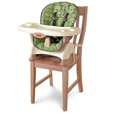 Fisher-Price Rainforest Friends Spacesaver Highchair