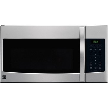 Kenmore 1.6-Cu.Ft. Over-the-Range Microwave, Stainless Steel (22-80323)