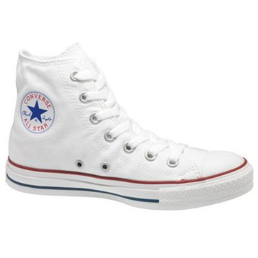 Converse Chuck Taylor All Star High Top Men's Shoe Optic White