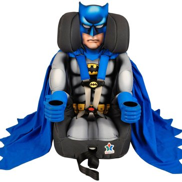 Kids Embrace Batman Harness Booster Car Seat