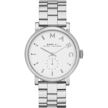 Marc by Marc Jacobs Women's Baker Stainless Steel Watch 37mm