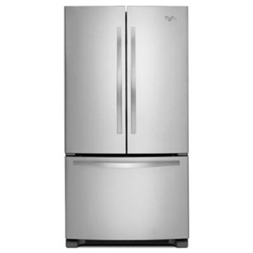 Whirlpool 24.8-Cu.Ft. French Door Refrigerator, Stainless Steel (WRF535SMBM)
