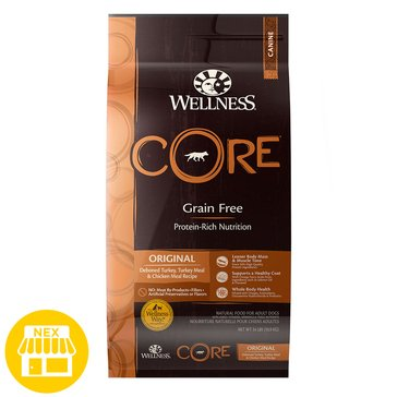 Wellness Core Original Dry Dog Food, 24 lbs.