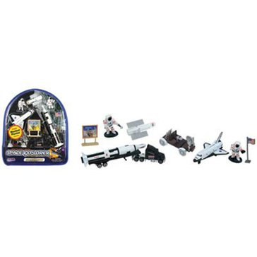 Wow Toyz Space Shuttle Backpack Playset