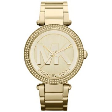 Michael Kors Women's Parker Gold Tone Bracelet Watch
