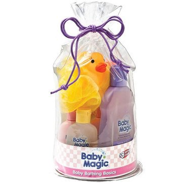 Baby Magic Bathing Basics 8-Piece Gift Set