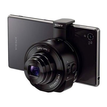 Sony DSC-QX10 Attachable Lens Digital Camera For Mobile Phones