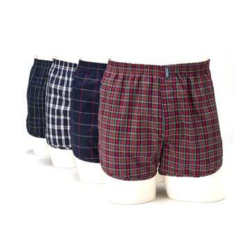 Jockey Tapered Boxers 4-Pack - Assorted