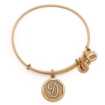 Alex and Ani Initial D Bangle