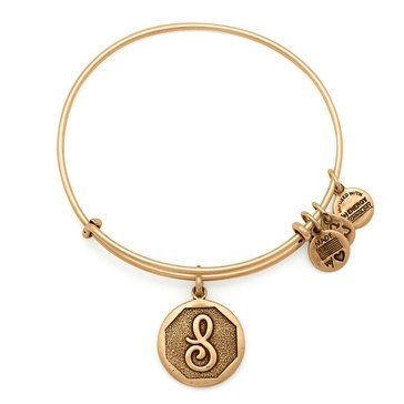 Alex and Ani Initial S Bangle
