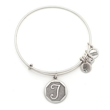 Alex and Ani Initial T Bangle