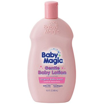 Baby Magic Gentle Baby Lotion, Original Baby Scent 16.5oz