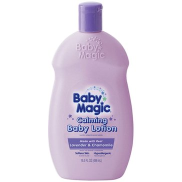 Baby Magic Calming Baby Lotion, Lavender and Chamomile 16.5oz