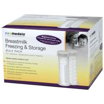 Medela Breastmilk Freezing & Storage Containers