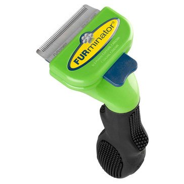 Furminator Short Hair Deshedding Tool for Small Dogs
